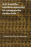 Three-Dimensional Textile Reinforcement for Composite Materials