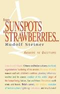 From Sunspots to Strawberries . . .: Answers to Questions