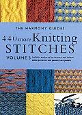 440 More Knitting Stitches Volume 3