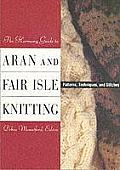 Harmony Guide to Aran & Fair Isle Knitting Patterns Techniques & Stitches