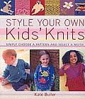 Style Your Own Kids Knits Simply Choose