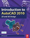 Introduction To Autocad 2010 (09 Edition)