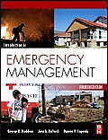 Introduction To Emergency Management (4TH 11 Edition)