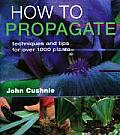 How to Propogate: Techniques & Tips for Over 1000 Plants