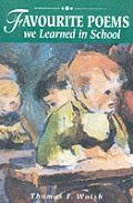 Favourite Poems We Learned in School As Gaeilge