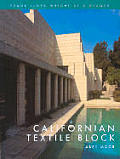 Californian Textile Block (Frank Lloyd Wright at a Glance)