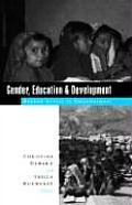 Gender Education & Development Beyond Access to Empowerment