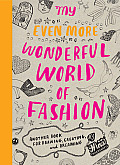 My Even More Wonderful World of Fashion Cover