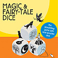 Magic and Fairy-Tale Dice [With 9 Wooden Dice]