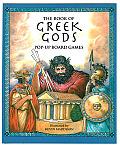 Greek Gods Pop-Up Board Games: Pop-Up Board Games (Pop-Up Board Games)