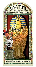 King Tut!: 3D Discover of the Tombs of the Pharaohs (3D Wall Posters)
