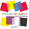 Making Colors A Pop Up Book