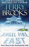 Angel Fire East Word & The Void 03 Uk by Terry Brooks