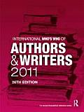 International Who's Who of Authors and Writers 2011