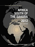 Africa South of the Sahara 2012