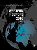 Western Europe 2016