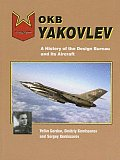 OKB Yakovlev A History of the Design Bureau & Its Aircraft