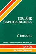 Focloir Gaeilge Bearla Irish English Dic