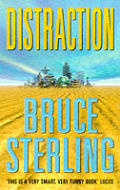 Distraction Uk by Bruce Sterling