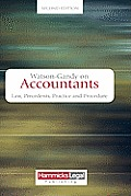 Watson-Gandy on Accountants: Law, Practice and Precedents