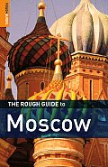 Rough Guide to Moscow 5th edition