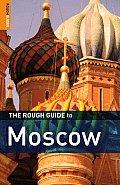 The Rough Guide to Moscow (Rough Guide to Moscow)
