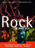 Rough Guide Rock 1ST Edition