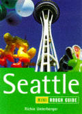 Mini Rough Guide Seattle 1st Edition