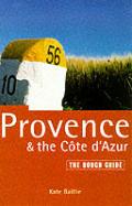 Rough Guide Provence & The Cote Dazur 4th Edition