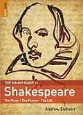 Rough Guide To Shakespeare 2nd Edition