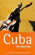 Rough Guide Cuba 1st Edition