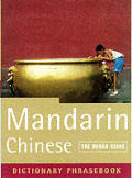 Rough Guide Mandarin Phrasebook 2ND Edition