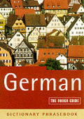 Rough Guide German Phrasebook 2nd Edition