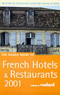 Rough Guide French Hotels & Restaurants 4th Edition