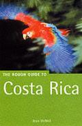 Rough Guide Costa Rica 3rd Edition
