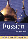 Russian (Rough Guide Phrasebooks)