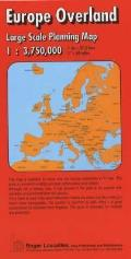 Europe Overland Planning Map
