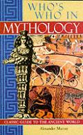Whos Who In Mythology