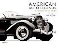 American Auto Legends: Classics of Style and Design (Auto Legends)