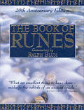 Book of Runes with Runestones