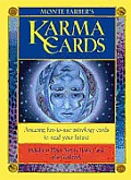 Karma Cards Includes 36 Planet Sign & House Cards Plus Guidebook
