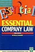 Essential Company Law