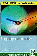 Employment Lawcard 4ed