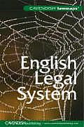 Lawmap in English Legal System