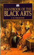 Handbook Of The Black Arts