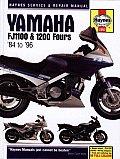 Yamaha: Fj1100 & 1200 Fours '84 to '96