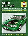 Audi 100 & A6 Service & Repair Manual May 1991 To May 1997 H To P Regi