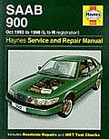 Saab 900 Oct 1993 To 1998
