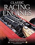 Classic Racing Engines Design Development & Performance of the Worlds Top Motorsport Power Units