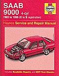 Saab 9000 4 Cyl 1985 to 1998